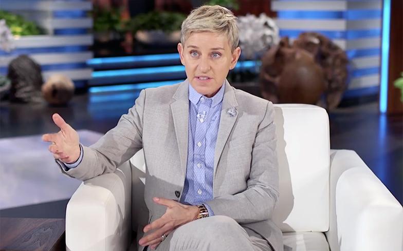 celebrities with mental illness 03, Ellen DeGeneres