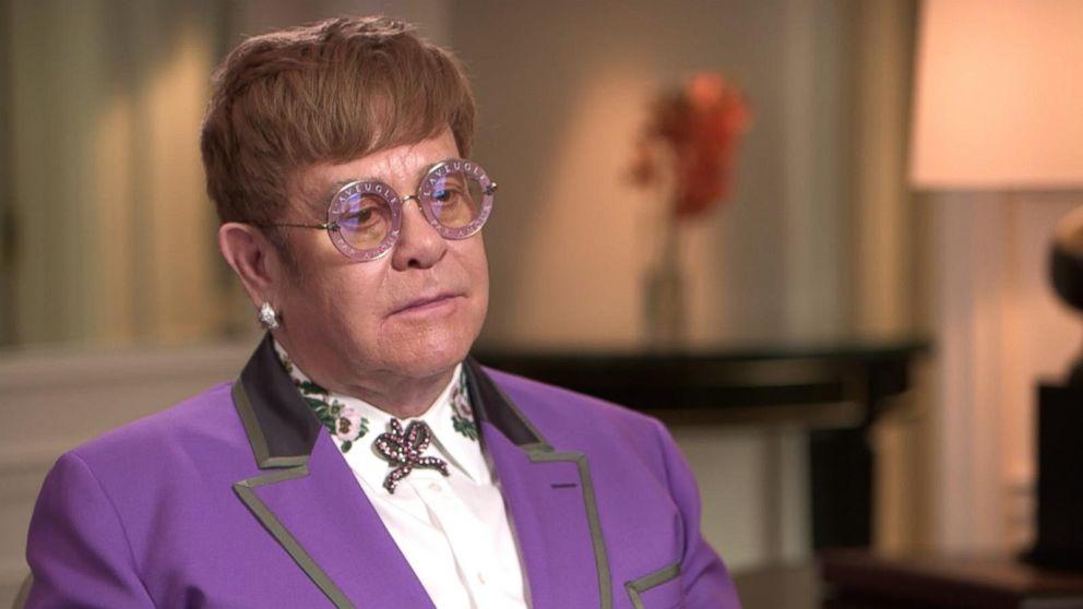 celebrities with mental illness 08, Elton John