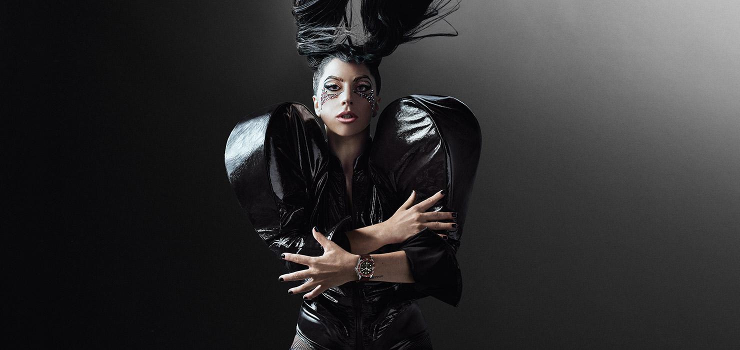 celebrities with mental illness 10, Lady Gaga