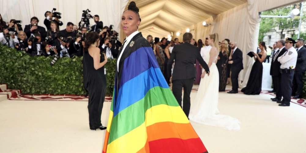 Lena Waithe Hizo de su Primera Aparición en el Met Gala una Postura Política LGBT