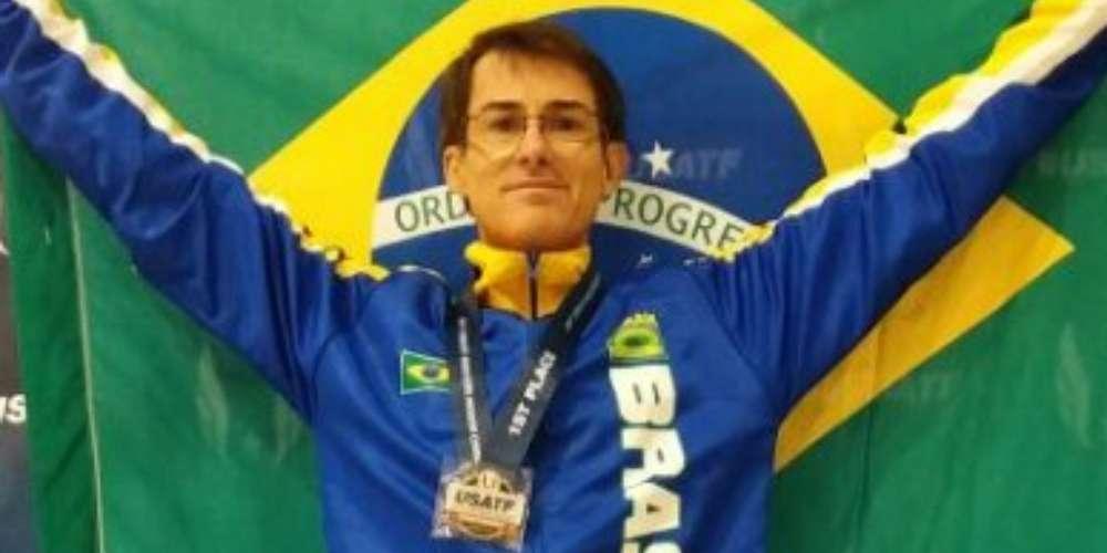 Conheça atleta brasileiro Jerry da Costa que vai disputar atletismo no Gay Games Paris