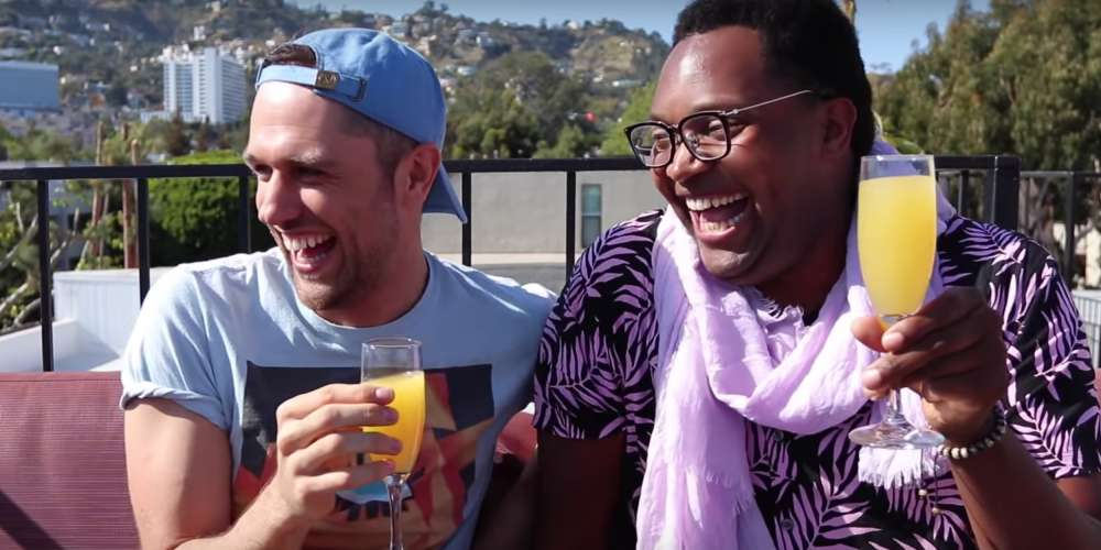 In His Latest Video, Michael Henry Asks, 'Why Do Gay Men Drink So Much?'