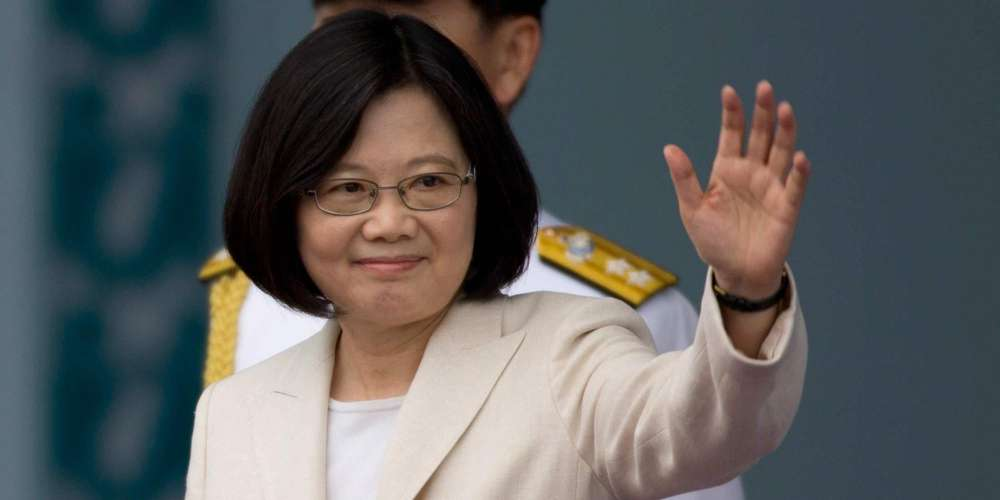 An Open Letter to Taiwan President Tsai Ing-wen: Keep Your Marriage Equality Promise