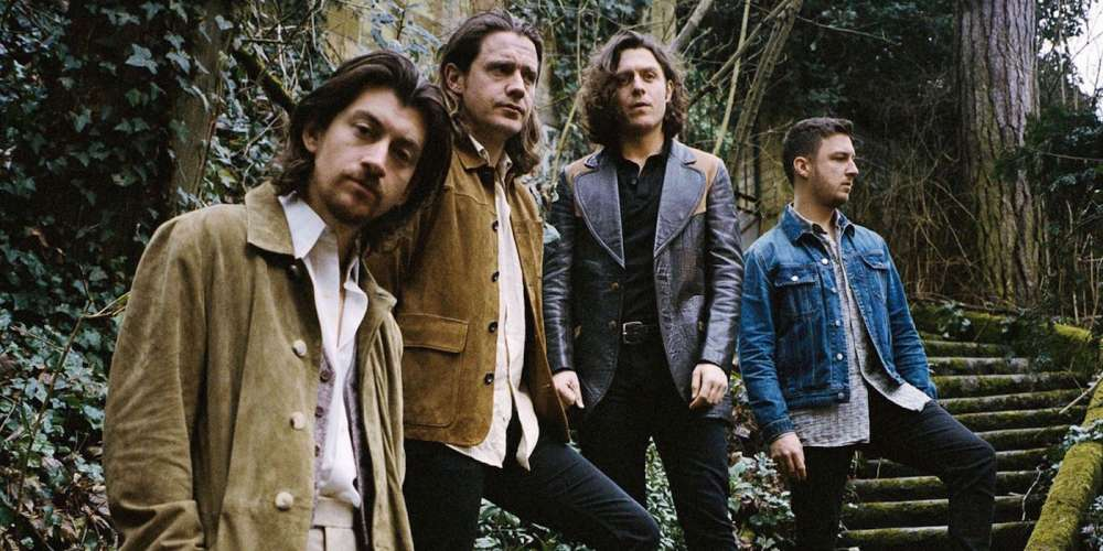 The Arctic Monkeys Just Dropped a Bowie-Esque Sci-Fi Concept Album