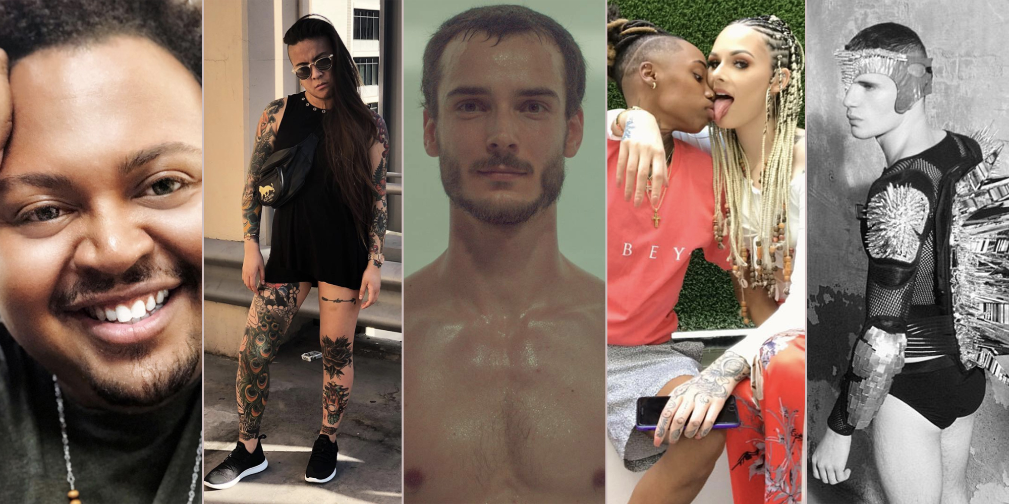 #FollowFriday, May 11: You Should Be Following These 5 Artists, Models, Photographers and Writers