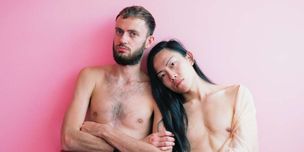 The Progressive, Inclusive Portrait Series 'Queer Friends' Is Currently on Display in London (Photos)
