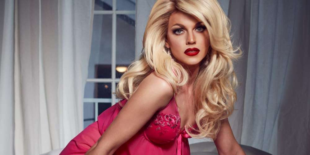 Drag Queen Courtney Act Explains What It Means to Be HIV-Positive and Undetectable (Video)