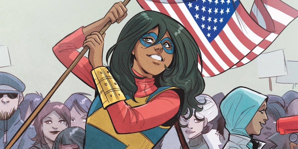 Marvel Films Will Break New Ground By Introducing Its First-Ever Muslim Superhero of Color
