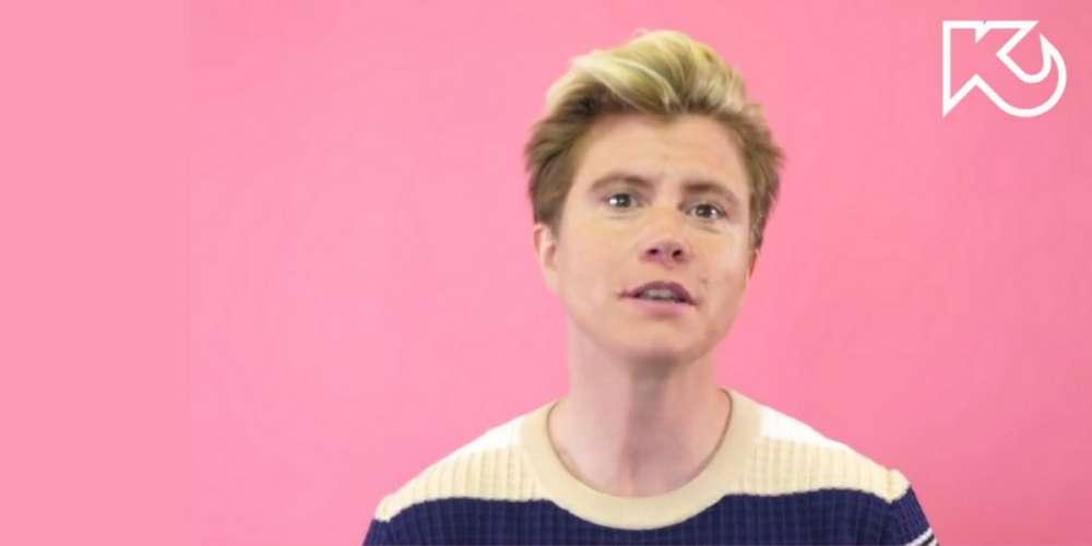 Coming-out trans de l'humoriste, réalisateur et comédien Océan
