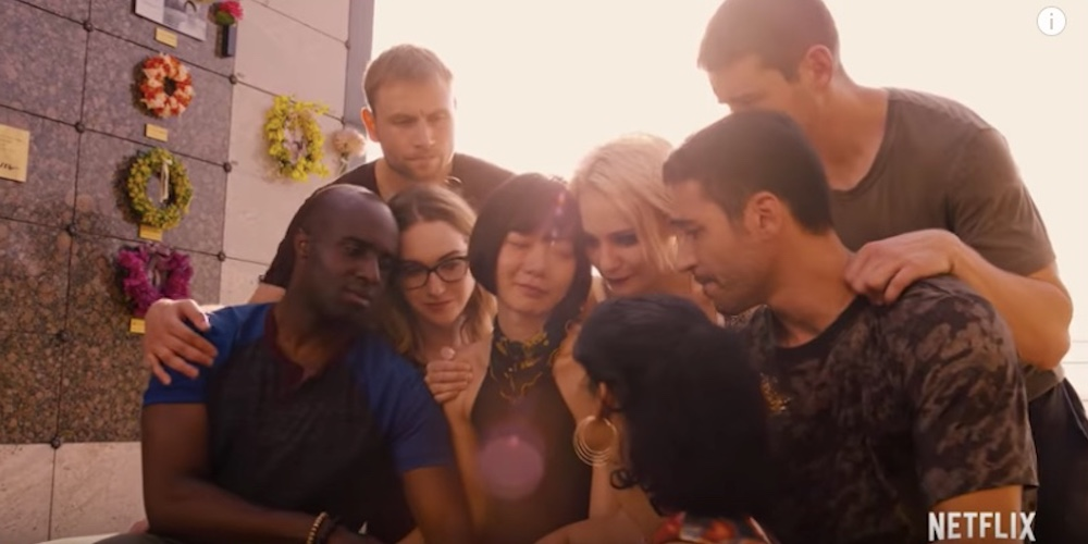 The 'Sense8' Finale Trailer Has All the Explosive Action and Queer Romance You'd Expect