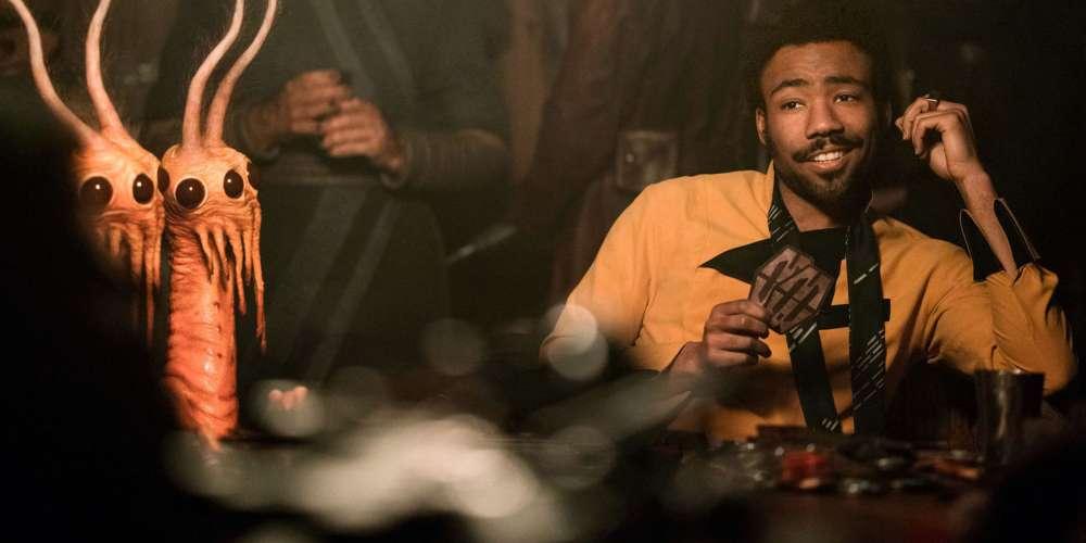 A 'Star Wars' Screenwriter Says Han Solo's Smooth-Talkin' Pal, Lando Calrissian, Is Pansexual
