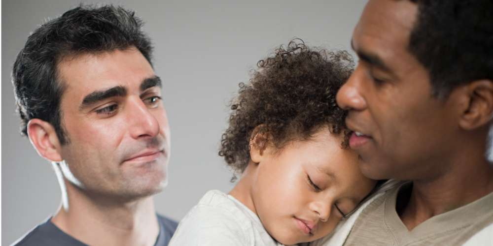 Connecticut Bucks the Anti-LGBT Trend by Calling for More Queer Families to Adopt