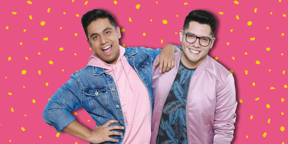 Pepe y Teo Lanzan su Primer Libro, una Guía LGBT Para Vivir la Vida a tu Manera