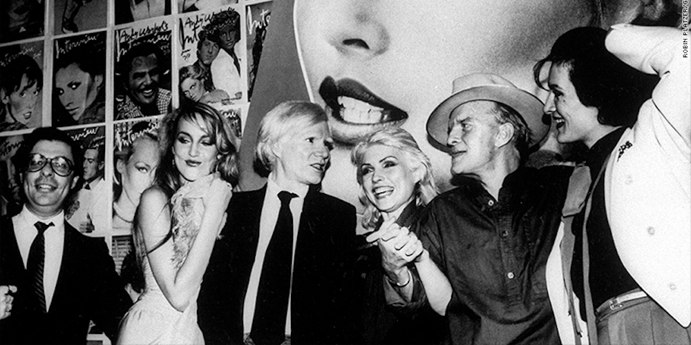 'Interview' Magazine, Founded by Andy Warhol, Bankrupt Just Shy of Its 50th Birthday