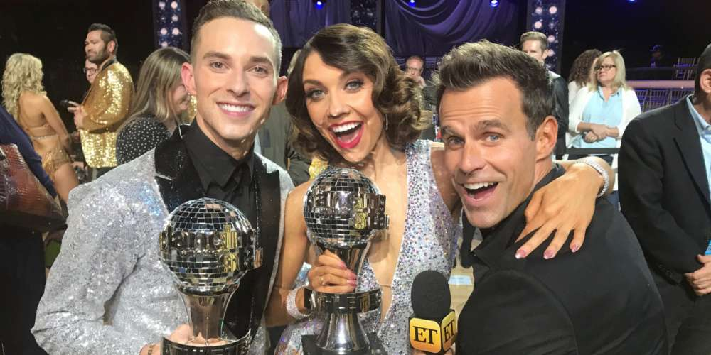 Adam Rippon Just Won the First Athletes-Only Season of 'Dancing With the Stars'