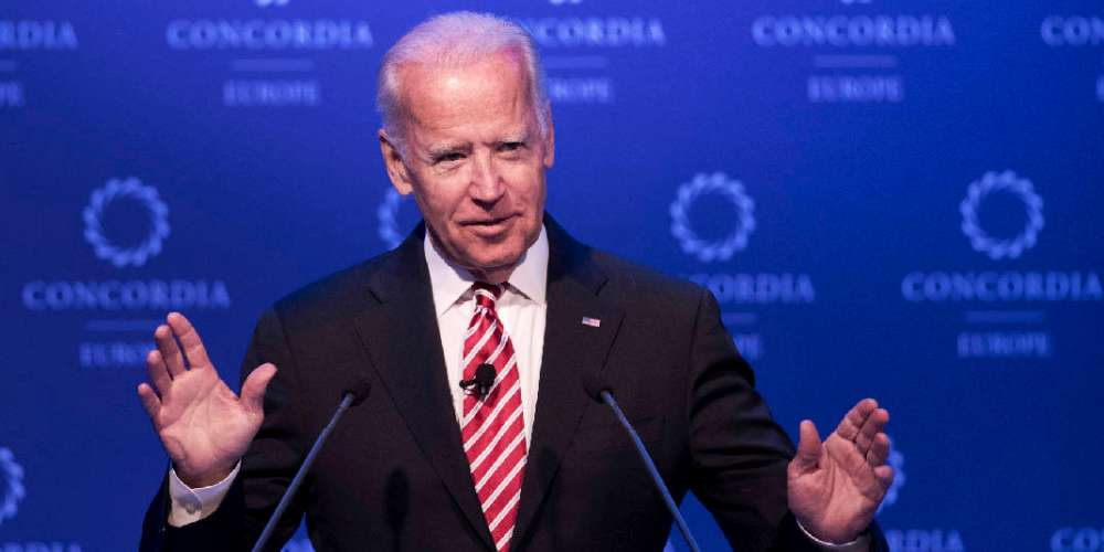 Joe Biden Launches LGBTQ Youth Program: 'Every American Deserves to Be Treated With Dignity'