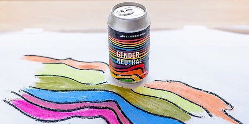 This Brooklyn Brewer Released a 'Gender Neutral Beer,' With Proceeds Benefitting LGBTQ People