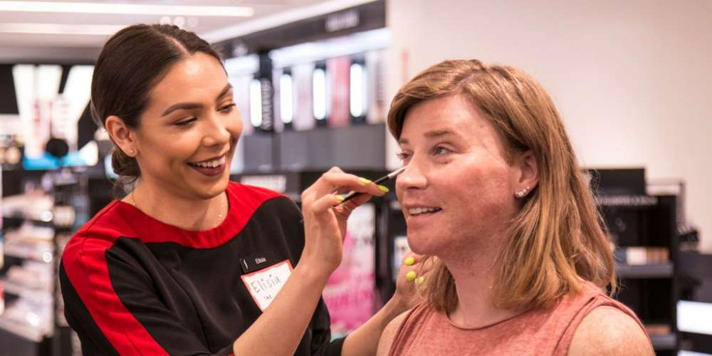 Sephora Is Giving Free Makeup Lessons to Trans and Non-Binary People, Online and in Stores