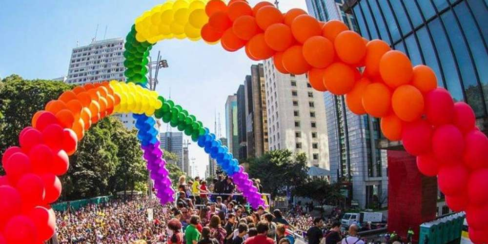 Guia Hornet da Parada do Orgulho LGBT 2018 de São Paulo