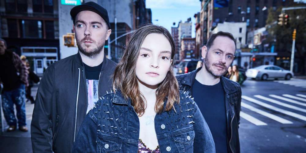 Album Number 3 for Chvrches Is the Band's Most Solid Pop Effort Yet