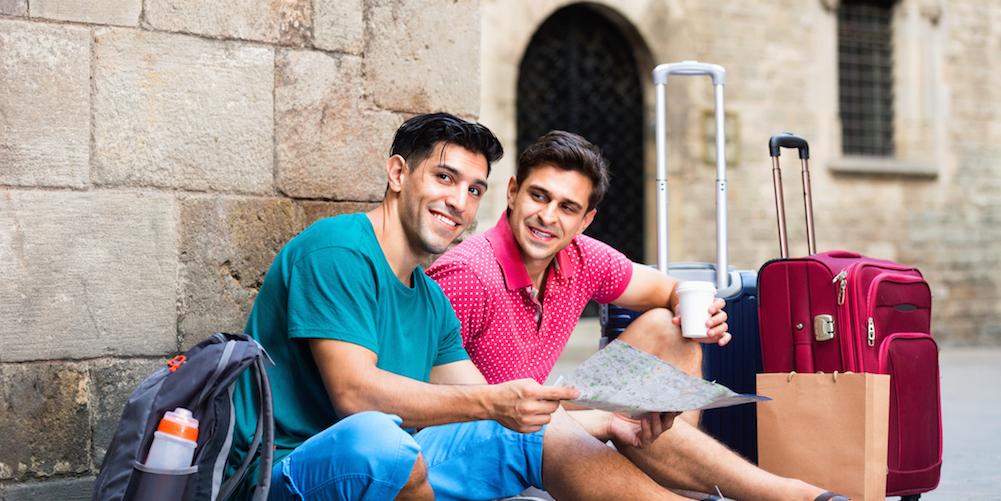 Guia Gay Hornet da cidade de Sitges