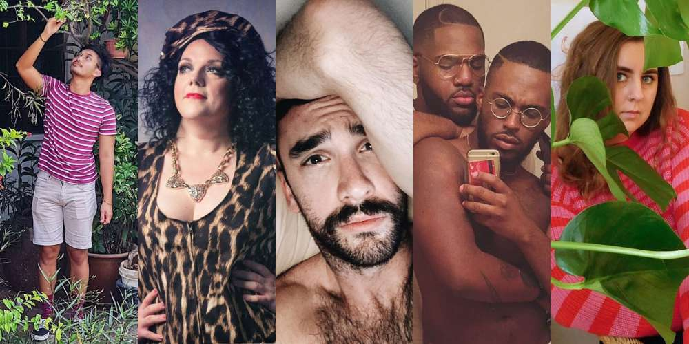 #FollowFriday, May 25: You Should Be Following These 5 Artists, Performers and Boys With Plants