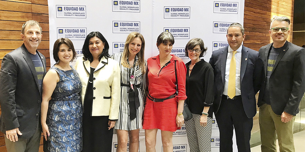 HumanRightsCampaign Entrega Reconocimiento al Museo de Memoria y Tolerancia a Favor de la Inclusión