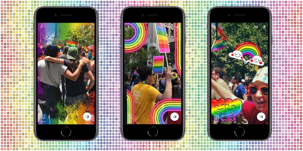 Veja como você pode (e não pode) comemorar o orgulho LGBTI este ano no Facebook