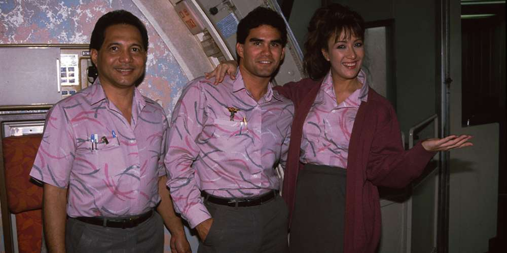 On International Flight Attendant Day, We Recognize 3 Male Flight Attendants Who Fought for Their Rights