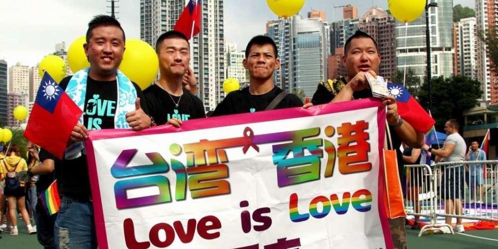 Suprema Corte de Hong Kong Contra el Matrimonio Gay Mientras que el VIH Va en Aumento