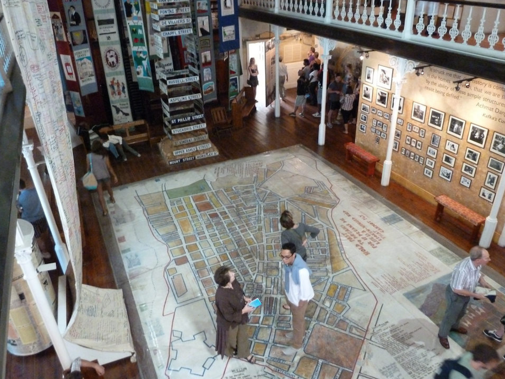 gay cape town guide district six museum