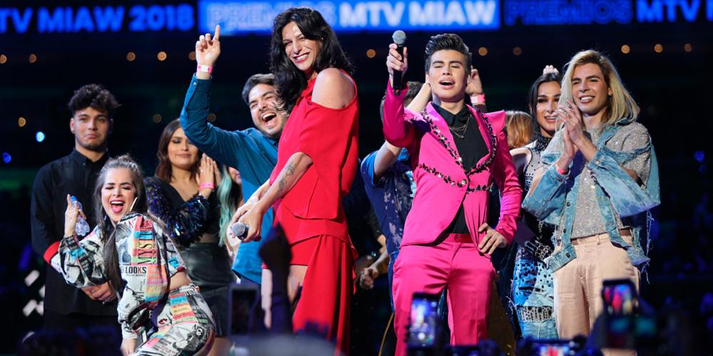 Revive los 5 Momentos LGBTQ de los Premios MTV MIAW 2018