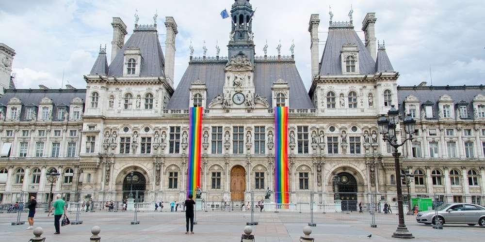 Pour la première fois, Paris aura son char à la marche des Fiertés LGBT