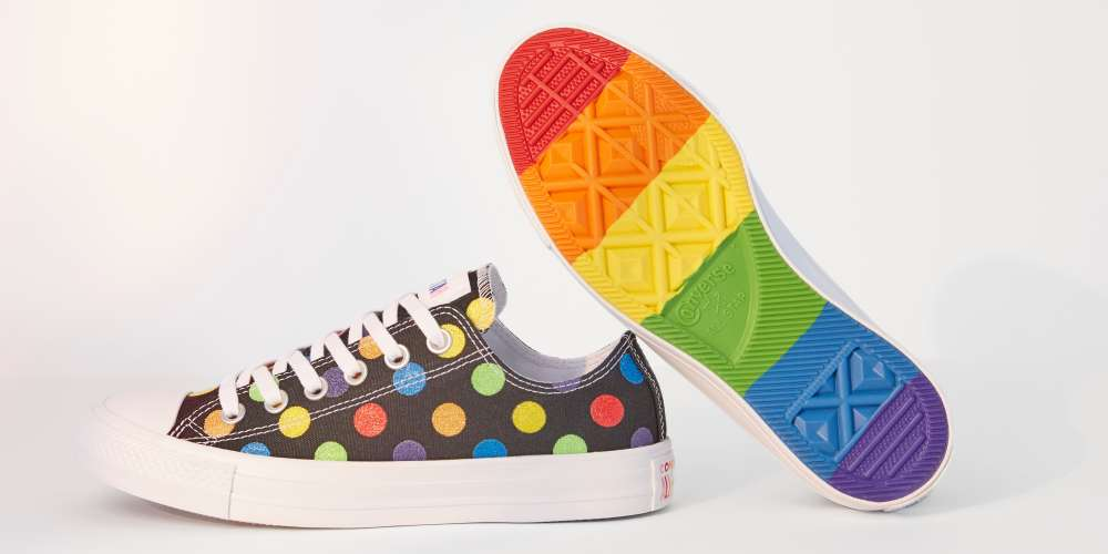 Converse x Miley Cyrus: Our Favorite Collection of Pride Month Is Here