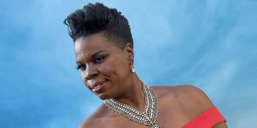 Leslie Jones Is Giving Herself a Crash Course on LGBTQ Culture During the 'SNL' Break