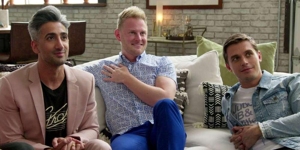 Du nouveau pour la saison 2 de «Queer Eye» avec le relooking d'un homme trans