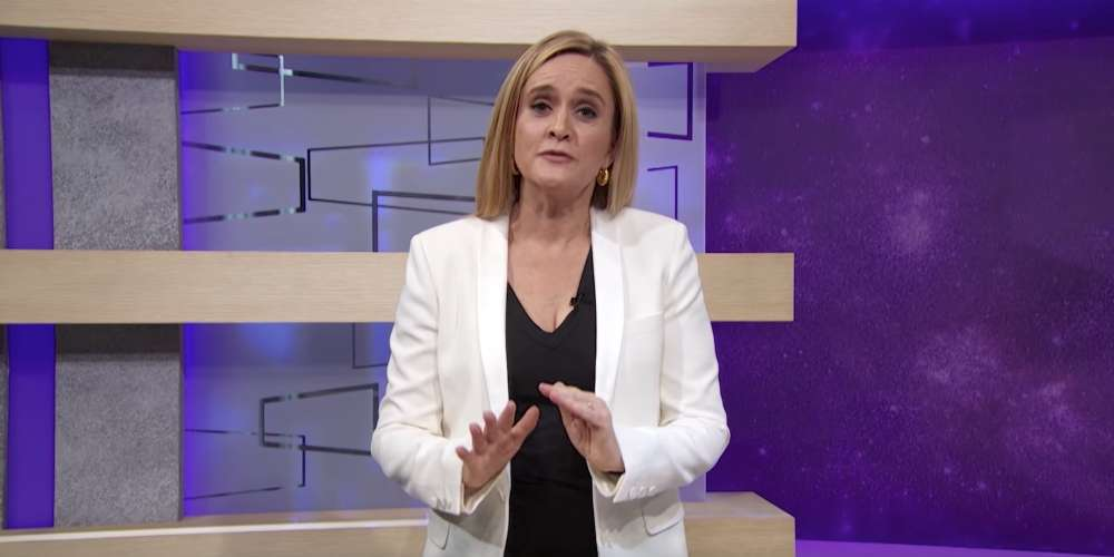 Samantha Bee's On-Air Mea Culpa Tonight Was Brilliant Perfection