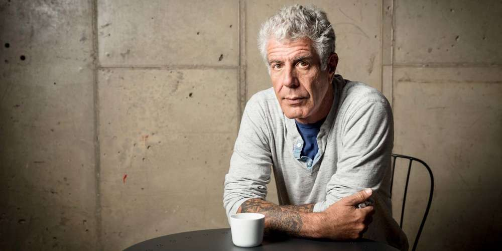 Anthony Bourdain Showed Us All What It Means to Be an LGBT Ally