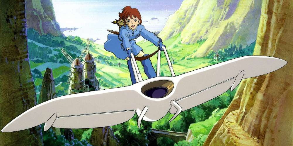 Miyazaki's 'Nausicaa' Forever Changed the Face of Animation and Video Games