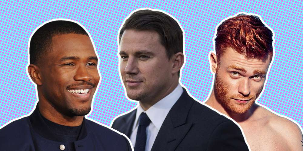 #ThisWeekInThirst: Hunky Redhead Calendar, Gay Sex Songs and Channing Tatum's New Male Crush