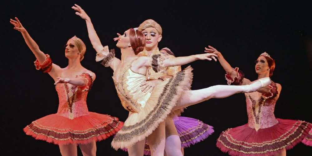 Conheça o bailarino que fez história como o primeiro a integrar um corpo de balé feminino