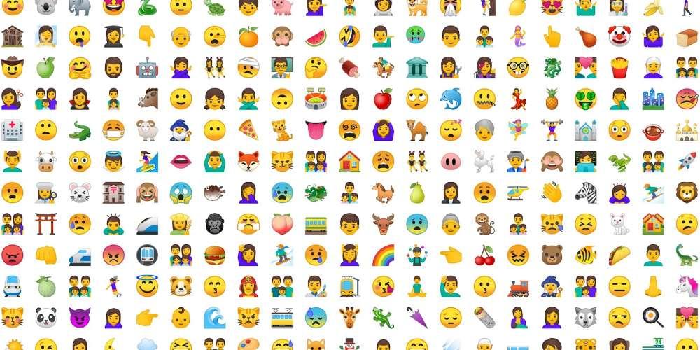 Dê uma olhadinha no Emoji gênero-neutro que chega aos telefones Android