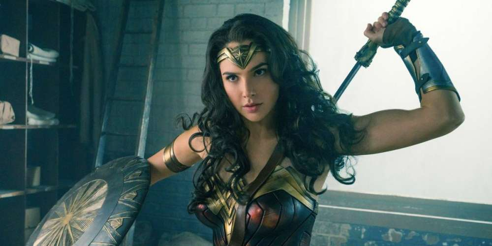 Set Photos Hint That 'Wonder Woman 1984' Will Somehow Address the AIDS Crisis