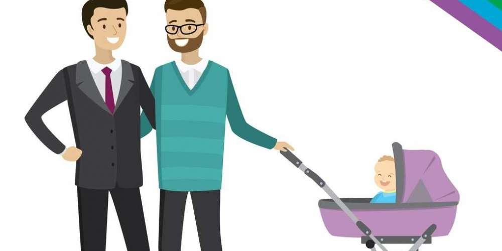【Hornet專欄:同志垃圾話】gay想結婚養小孩──娘什麼!老子都已經當老子了!(上)