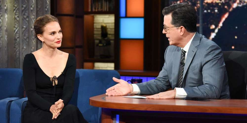 Natalie Portman Just Shaded Jared Kushner So Hard That We're Out of Breath (Video)