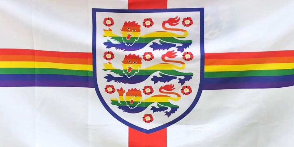 This Major English Soccer Org Will Fly a Giant Rainbow Banner at a Russia World Cup Match