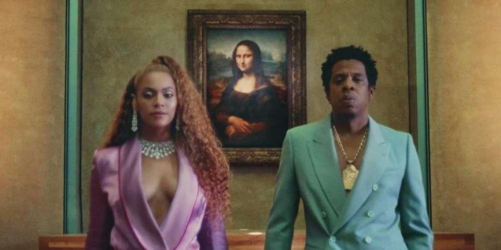 Beyoncé et Jay-Z s'offrent le Louvre pour leur nouveau clip