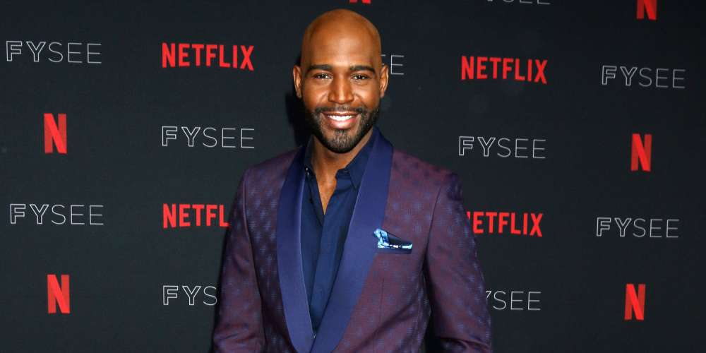 Karamo Brown Just Met With Mike Pence's Wife, But One of His 'Queer Eye' Castmates Isn't Having It
