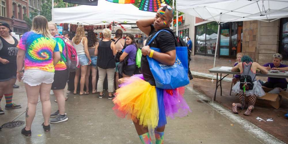 32 Photos Showcasing the Diversity of Pittsburgh's Annual PrideFest