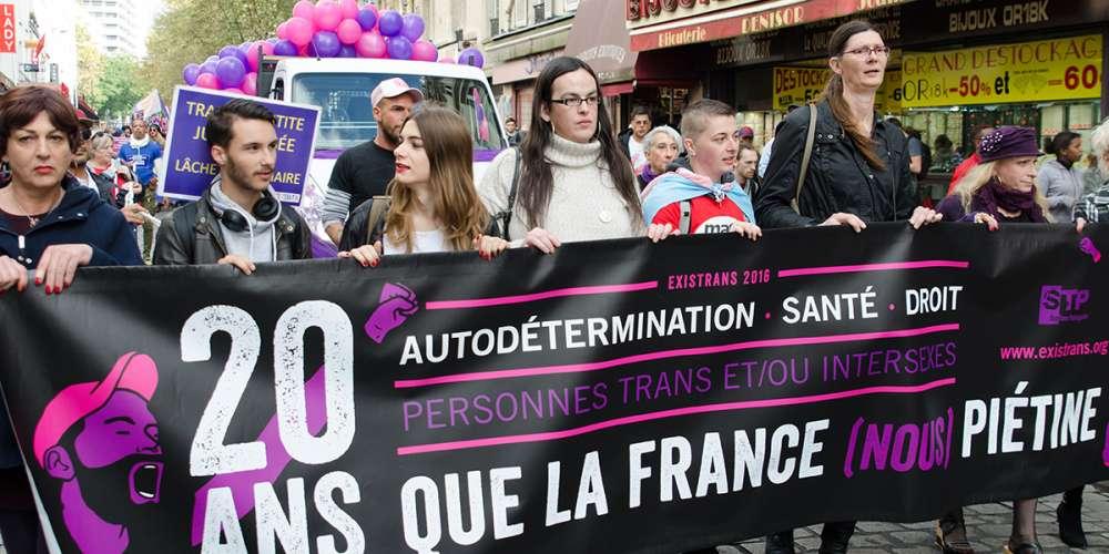 Dépathologisation de la transidentité par l'OMS: les associations trans se veulent prudentes
